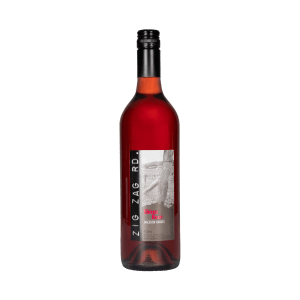 Zig Zag Rd Wines Shiraz Rose