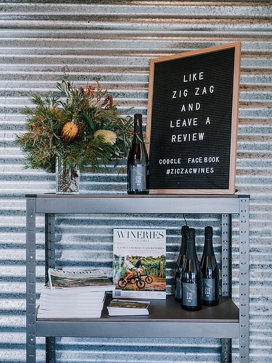 Zig Zag Rd Wines Cellar Door